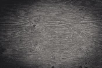 Black & White Wood Texture