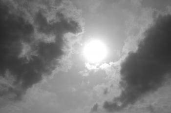 Black & White Sun