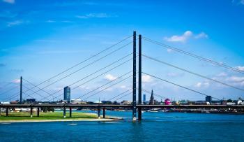 Black Bridge during Daytime