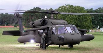 Black Hawk Sikorsky uh-60