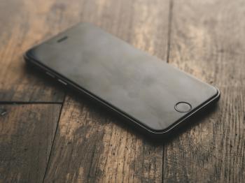 Black I Phone
