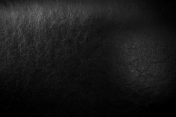Black Leather Texture