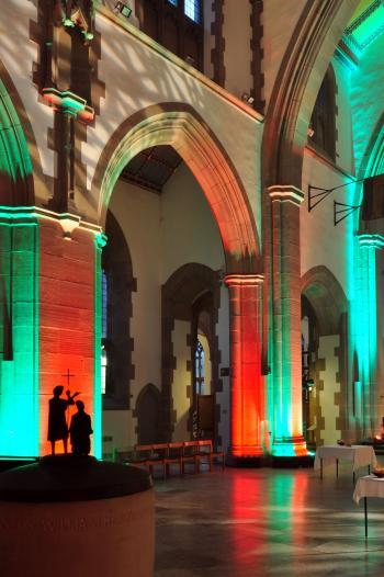 Blackburn Cathedral South Transept