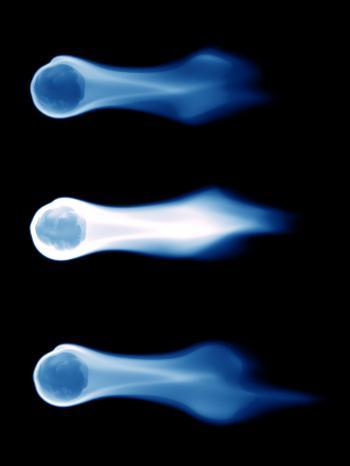 Blue Fireballs
