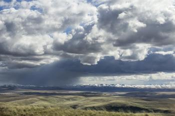 Blue Mountains eastern Oregon