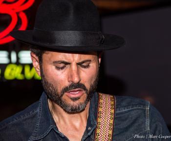 Blues Guitarist Johnny Stachela