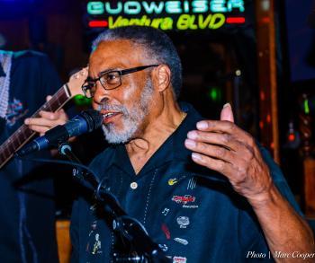 Blues Icon Nick Nixon