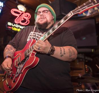 Bluesman Gino Matteo