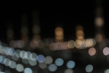 Blur Bokeh