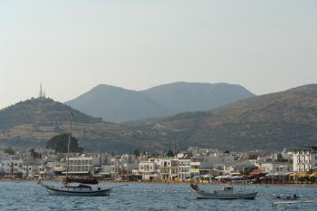 Boats by the coast
