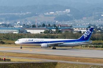 Boeing 767-381 (JA8579)