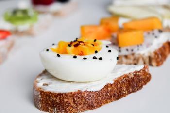 Boiled Egg With Seasonings