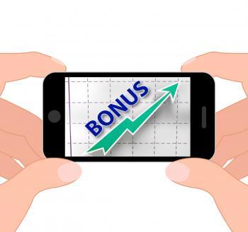 Bonus Graph Displays Higher Premiums And Rewards