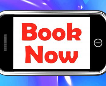 Book Now On Phone Shows For Hotel Or Flight Reservation
