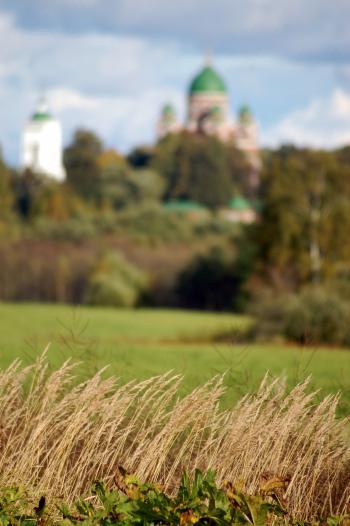 Borodino Savior Convent