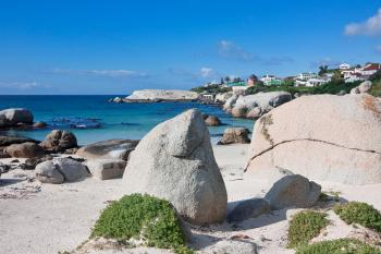 Boulders Beach Coastal Scenery