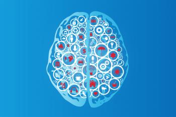 Brain Functions as App Icons