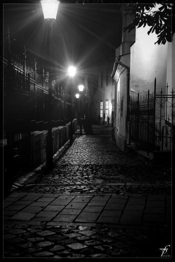 Bratislava from day to night