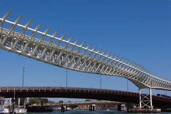 Bridges over canal