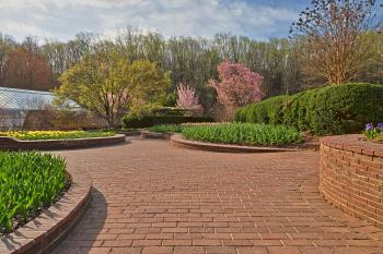 Brookside Gardens - HDR