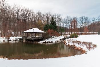Brookside Winter Spring Gardens