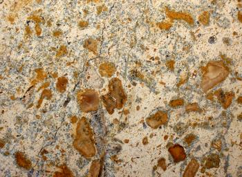 Brown Granite Closeup