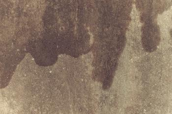 Brown Stained Concrete Texture