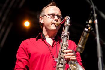 Brussels Jazz Marathon 2012 - Bart Defoort Quartet