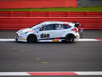 BTCC Silverstone 2015