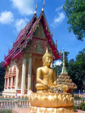 Buddha at Kukasingh Temple