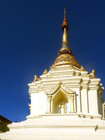 Buddha in Pagoda