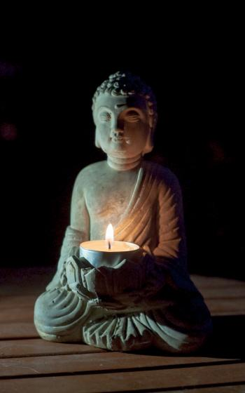 Buddha of light