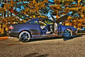 Buddys car
