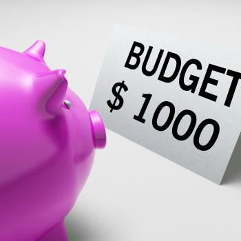 Budget Dollars Shows Spending And Costs Savings