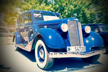 Buick Series 40 Special. 1935