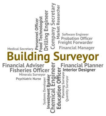 Building Surveyor Means Houses Measurer And Career