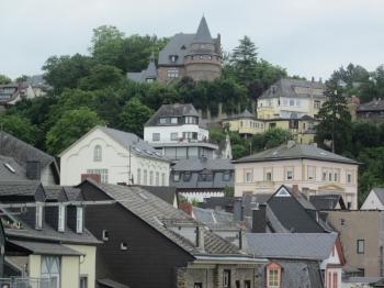 Buildings in Koblenz, Germany
