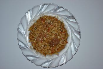 Bulgogi noodles