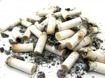 Bunch of cigarettes