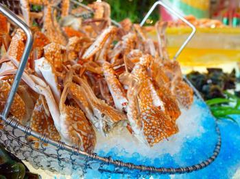 Bunch of Crabs