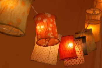 Bunch of Lanterns
