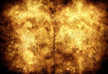 Burned Grunge Background