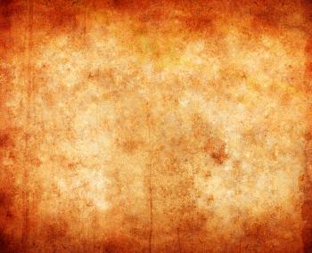 Burned Grunge Paper Background