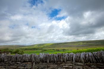 Burren Scenery - HDR