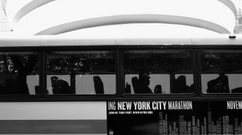 Bus in NYC