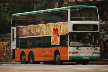 Bus Service in China