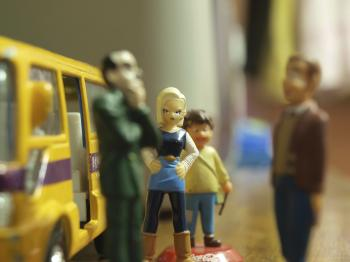 Bus Stop toys