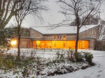 Buurtbibliotheek Lange Munte Kortrijk Beeklaan 81