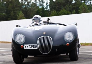 C Type Jaguar Replica 1953