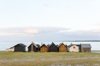 Cabins on the Shore